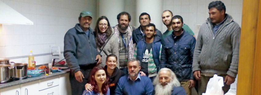 Nuestro abrazo a los Gitanos Rumanos en España